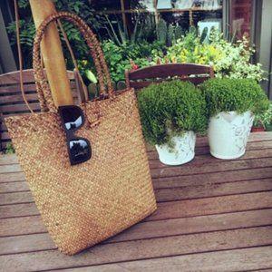 Natural Beach Bag